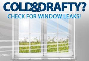 window leaks Portland